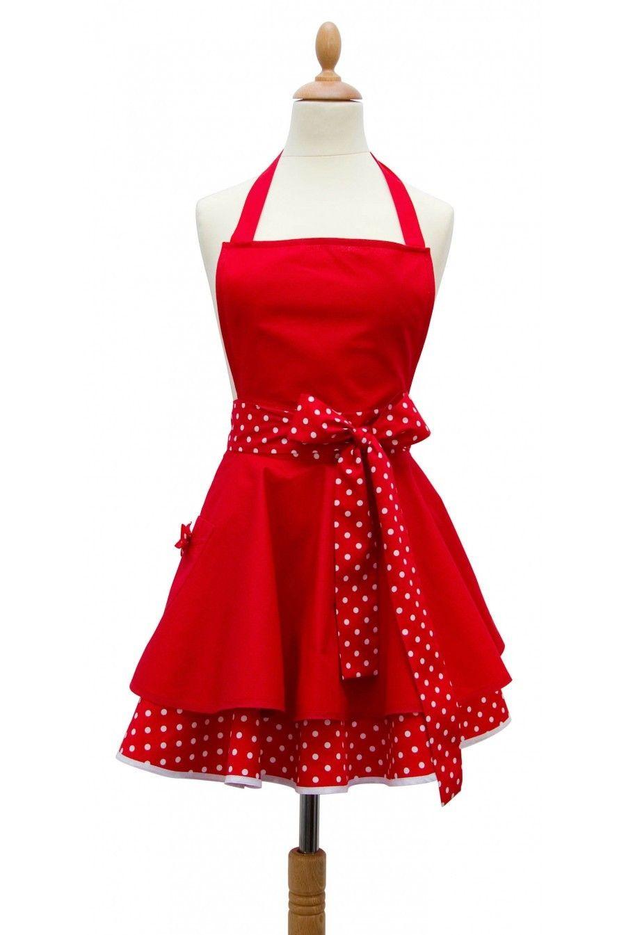 Cadeaux Cuisine, Gant De Cuisine, Cuisine Rouge, Cadeaux Couture, Tuto  Couture Tablier