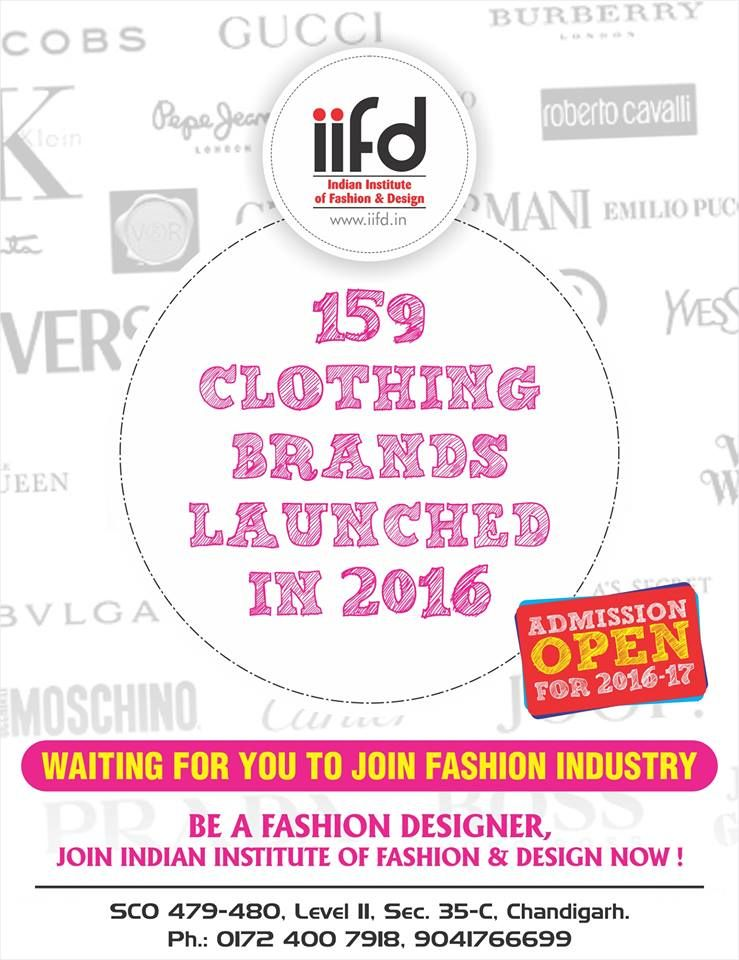 159 Top Brands Waiting For You To Join Them Are You Ready Fill Online Application F Fashion Designing Institute Fashion Designing Course Join Fashion