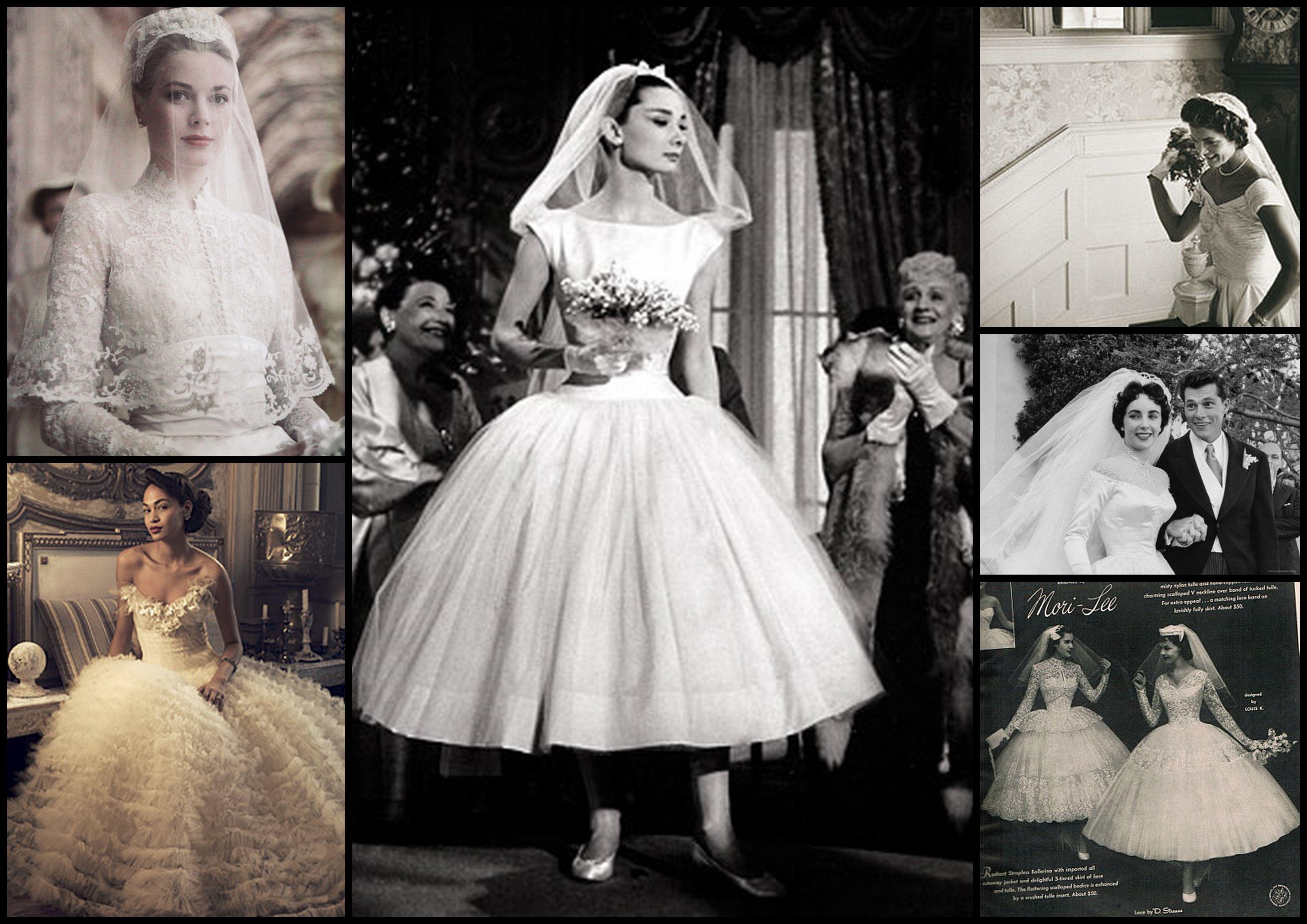 Famous wedding dresses  Famous us Brides  Beautiful Brides  Pinterest  Vintage weddings