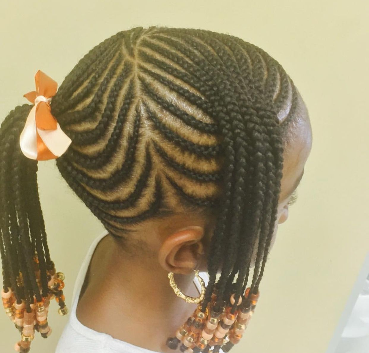 Something different black girls hairstyles pinterest