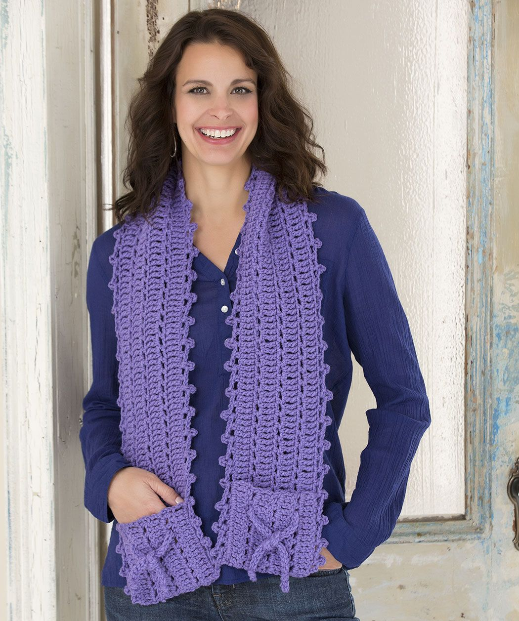Crochet pocket scarf free easy level pattern crochet love crochet pocket scarf free easy level pattern bankloansurffo Image collections
