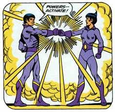 Image result for Drawn Together Wonder Twins