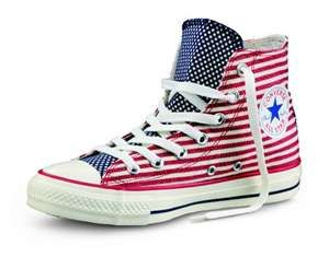Ladies and Gentlemen, I officially need a pair of american flag converse.