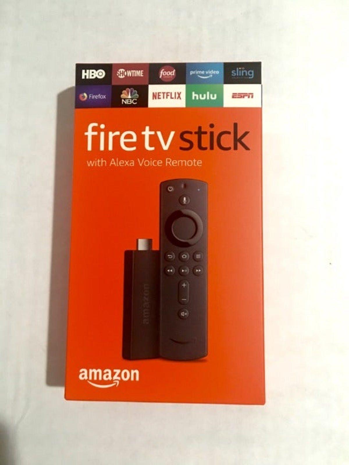 Amazon fire tv stick alexa firestick
