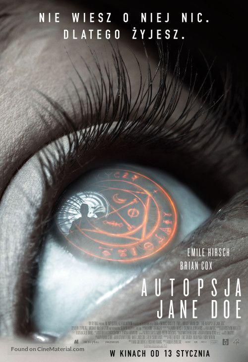 The Autopsy . J. D (2016) Lektor 720p( 1080p)