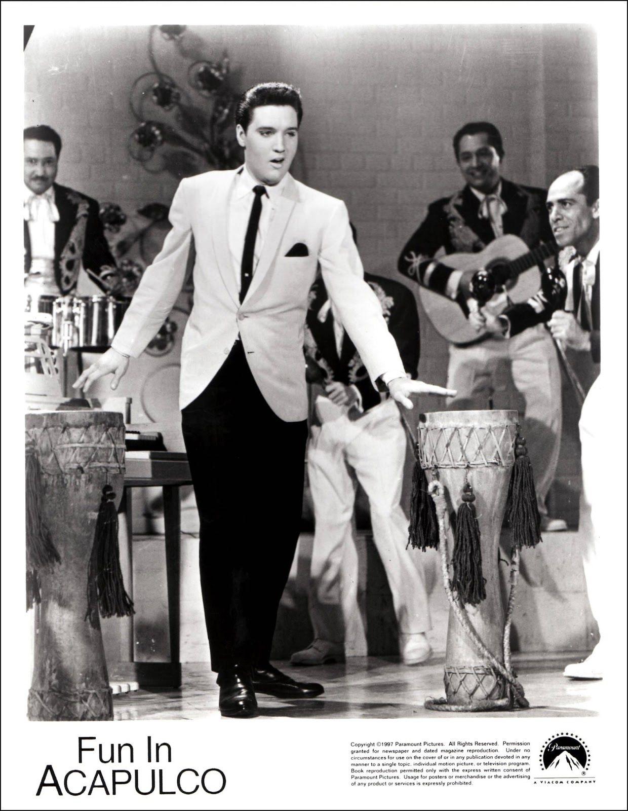 Elvis Presley as 'Mike Windgren' in Fun in Acapulco (1963)