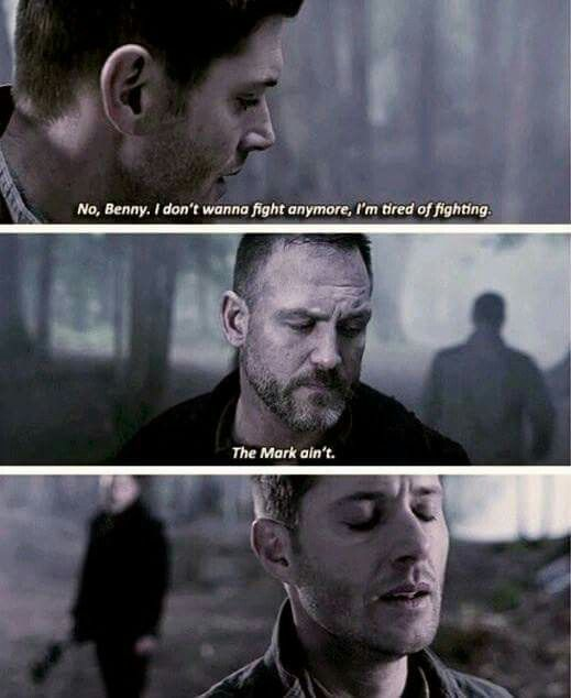 Supernatural Season 10 // Benny