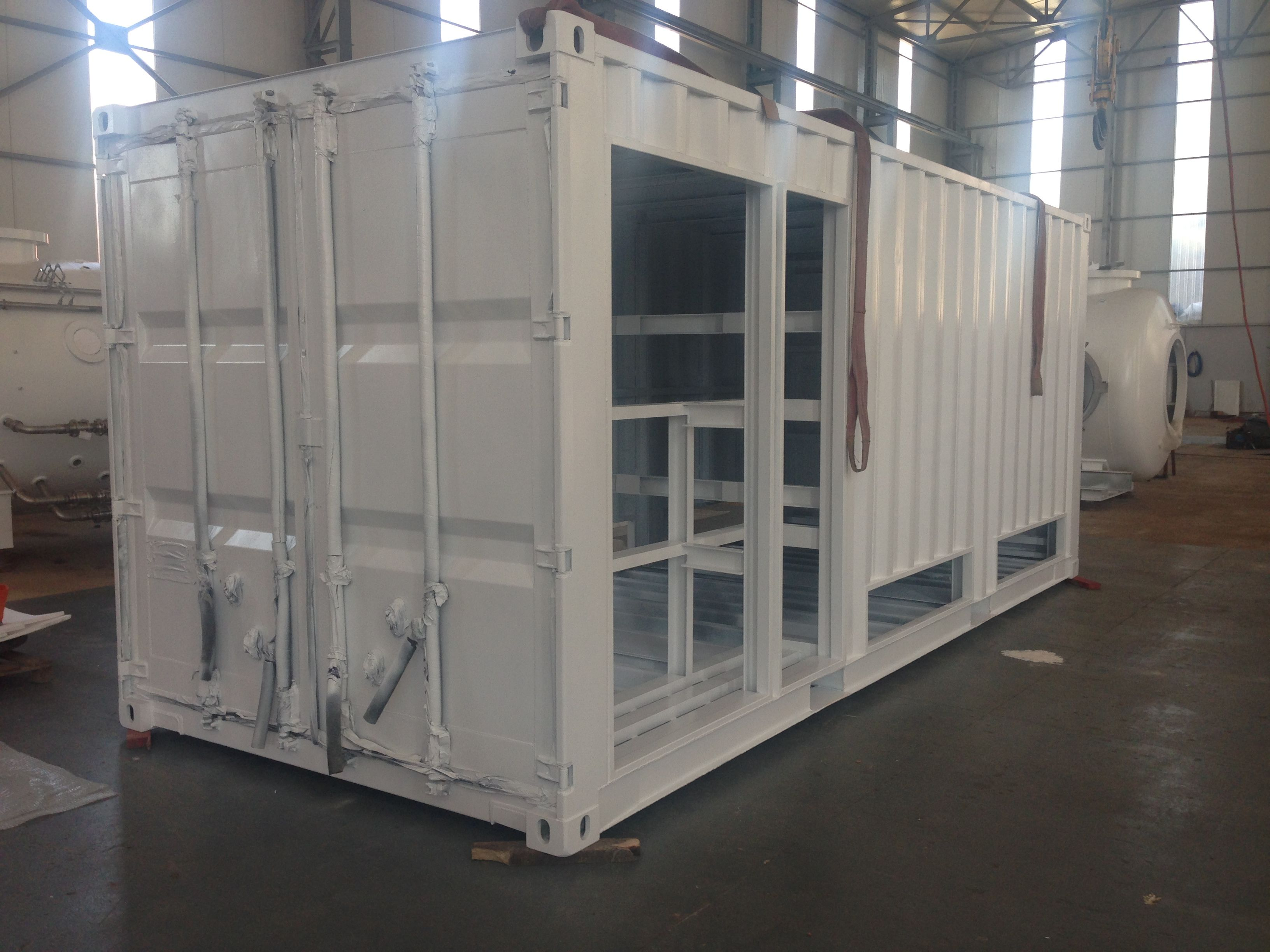 special design container