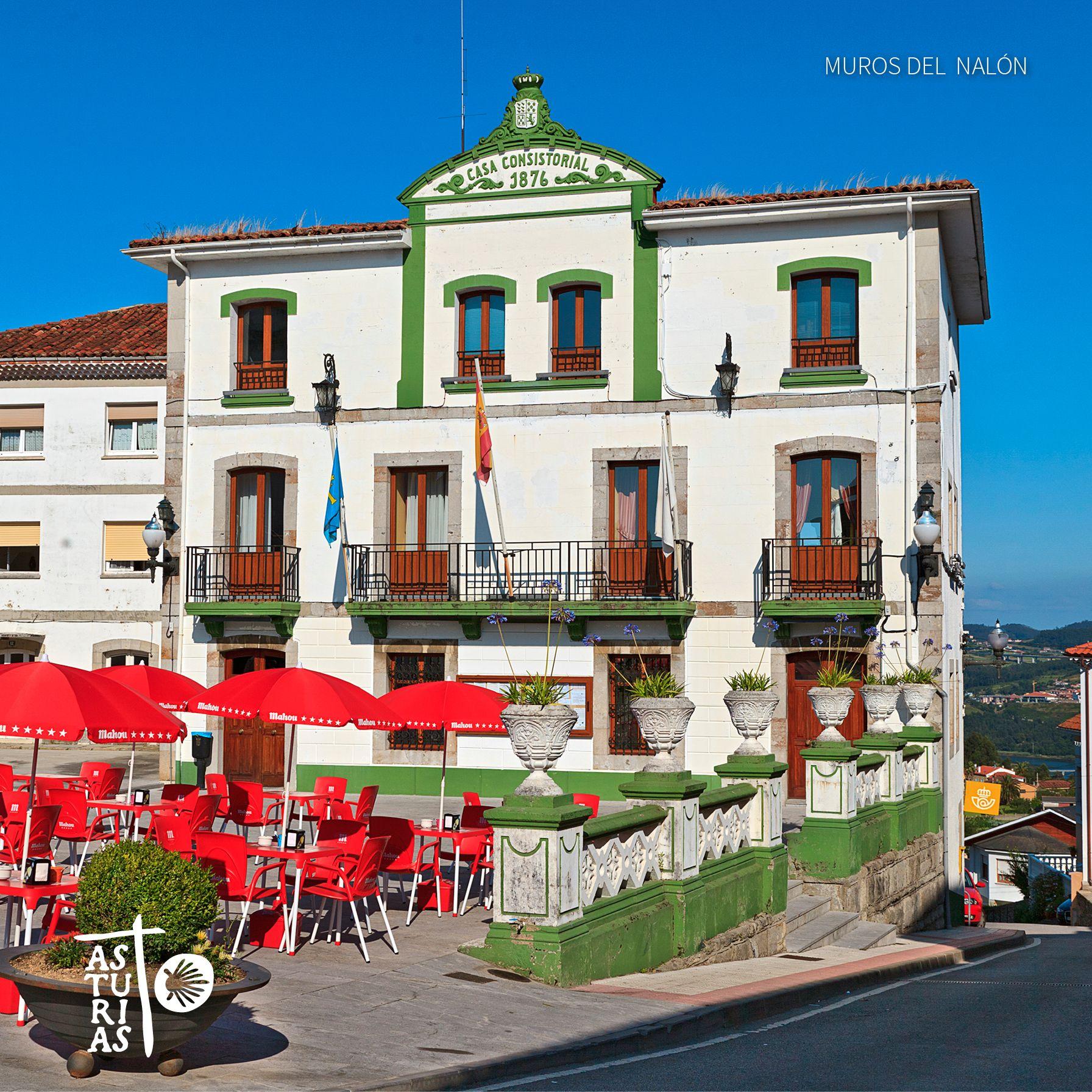 Muros de Nalón #Camino #Santiago #Asturias www.murosdenalon.es