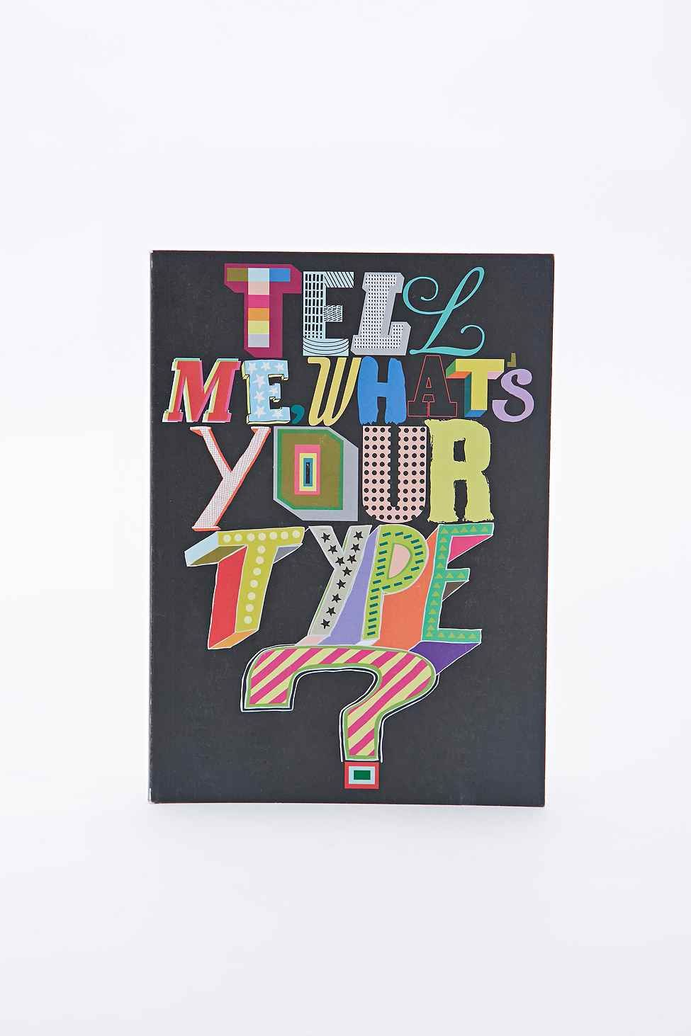 Rude Your Type A5 Notebook - Urban Outfitters