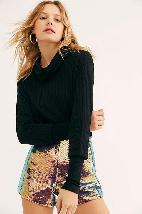 Free People Feel It In Thermal Bodysuit by Intimately at