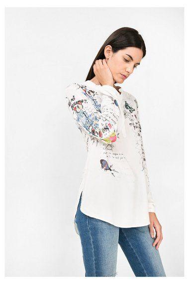 Shirts & Blouses Desigual Blouse Celine