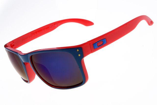 Óculos De Sol Prescrição · Exercícios Diários · New Oakley Holbrook  Sunglass Red Frame 3336 cf82215270