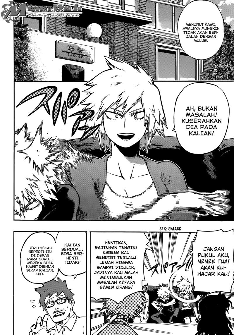 Boku no Hero Academia Chapter 96 Bahasa Indonesia