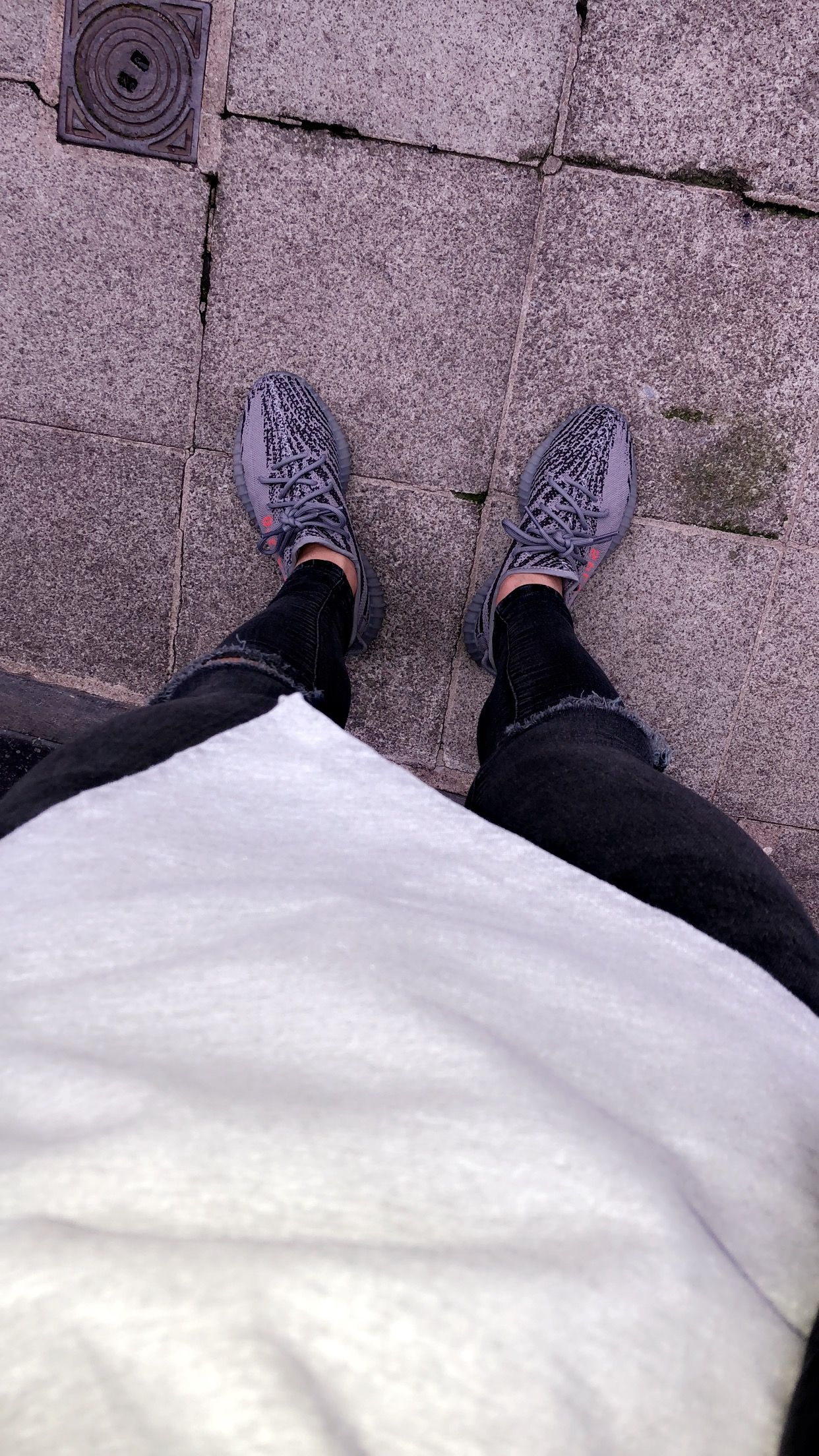 00a0ee61f4ea6a Style with my yeezy boost Beluga 2.0