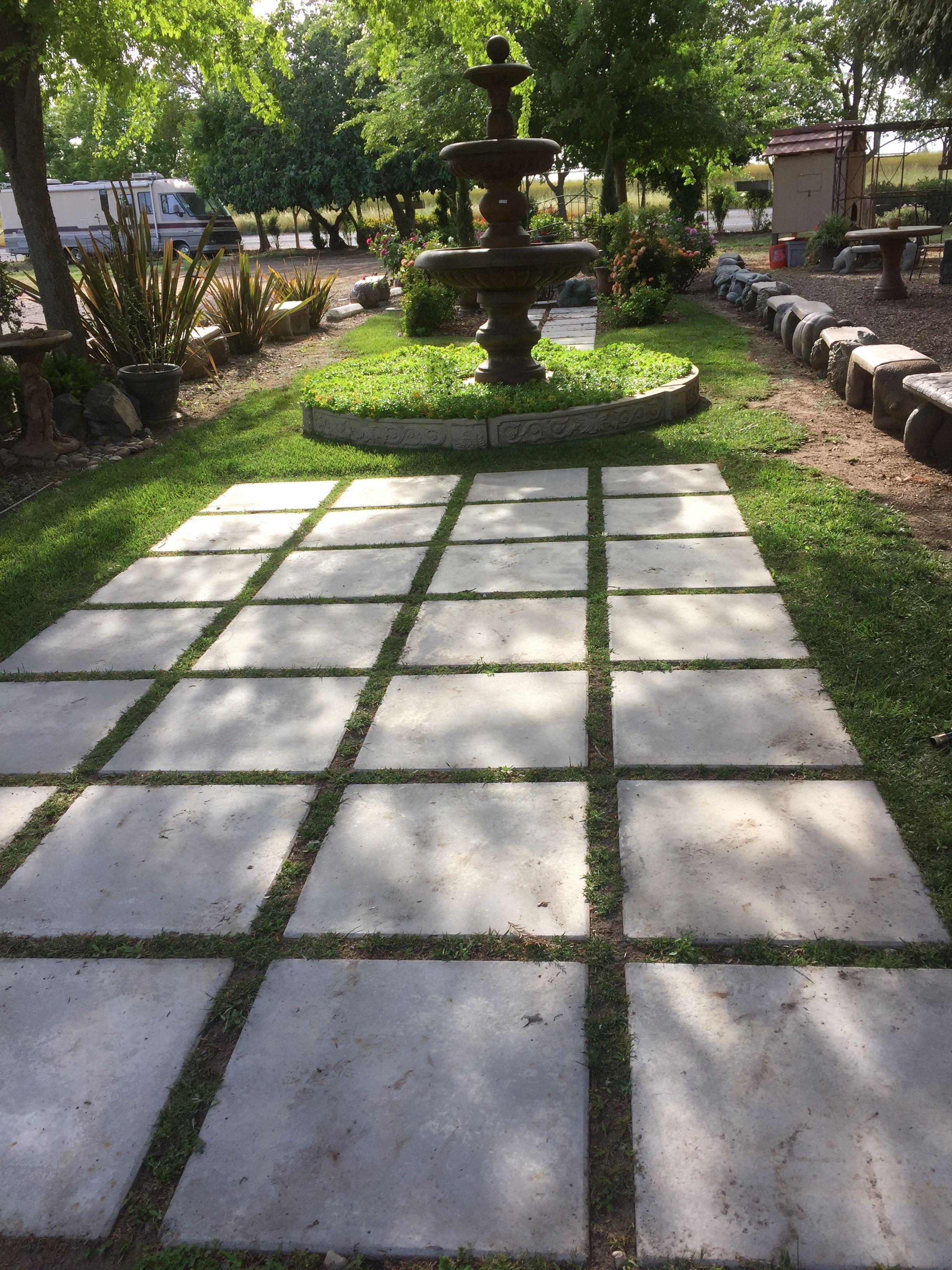 Stepping Stones Lomeli Gardens 10950 N Highway 99 Lodi Ca 95240 209 369 6461 Sidewalk Structures