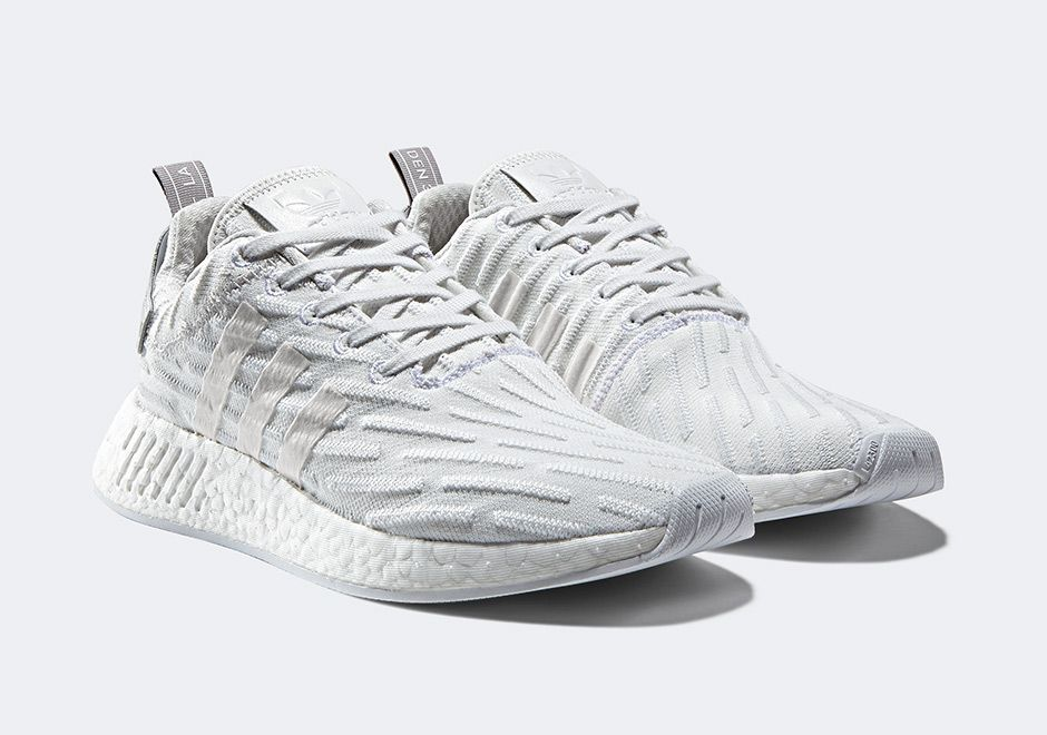 "Of course ""Triple White"" is returning to the adidas NMD sequel, and although"