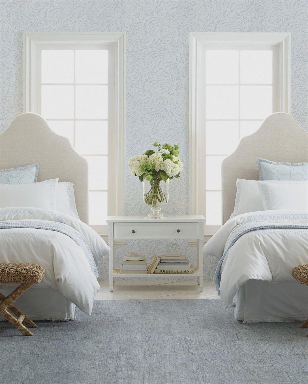 Priano Wallpaper Serena & Lily bedroomdecoration