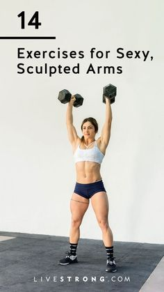 The Ultimate Workout for Sexy, Sculpted Arms   Livestrong.com