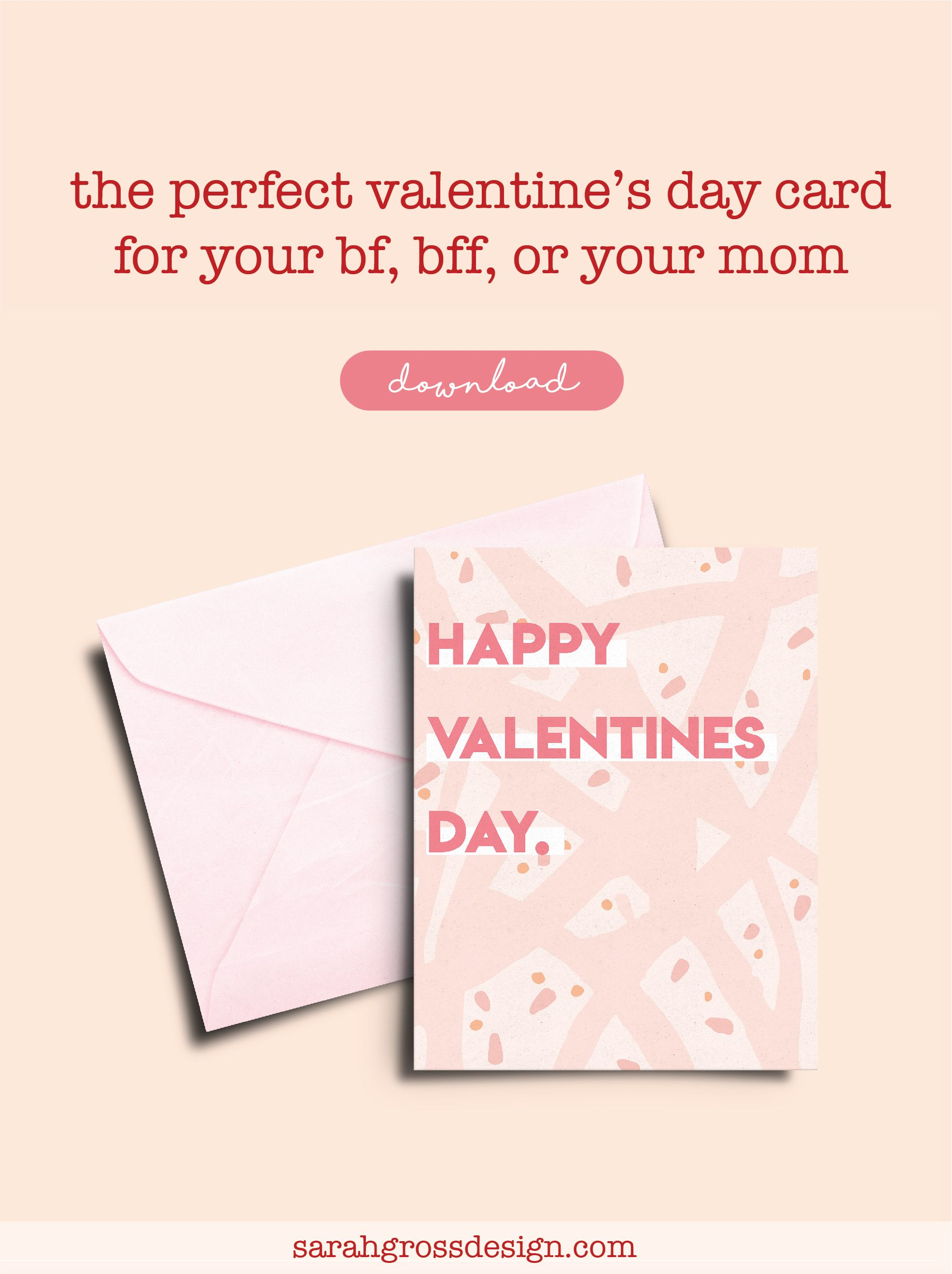 Free Downloadable Printable Valentine S Days Cards For Your Boyfriend Mom Best Frien Printable Valentines Day Cards Valentine Day Cards Valentines Printables