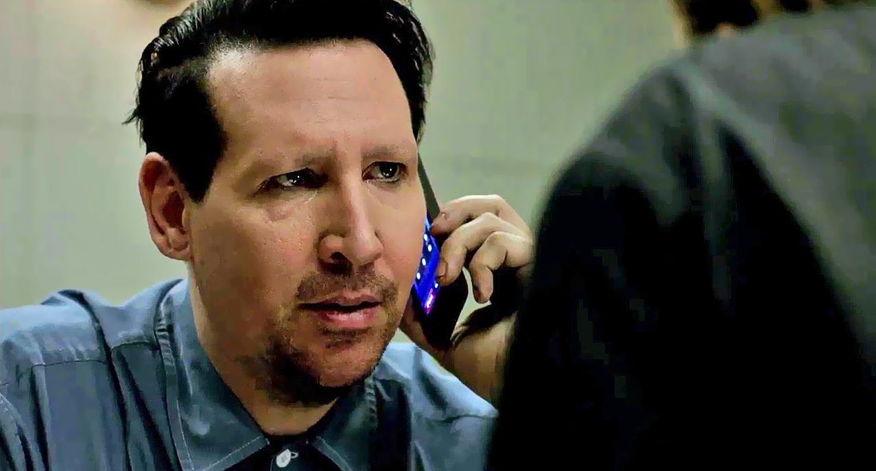 Go Behind The Scenes Of Marilyn Manson S Time On Sons Of Anarchy In This Exclusive Clip Merilin Menson Merilin