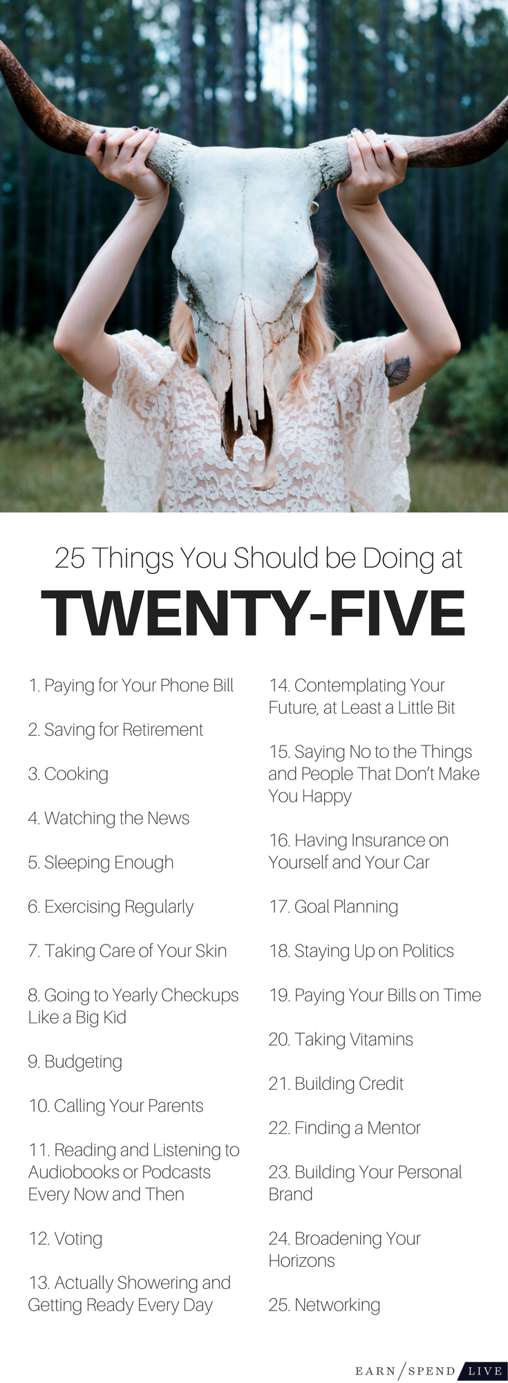 25 things you should be doing at 25 to be we and your life 25 things you should be doing at 25 twenty five is a confusing year