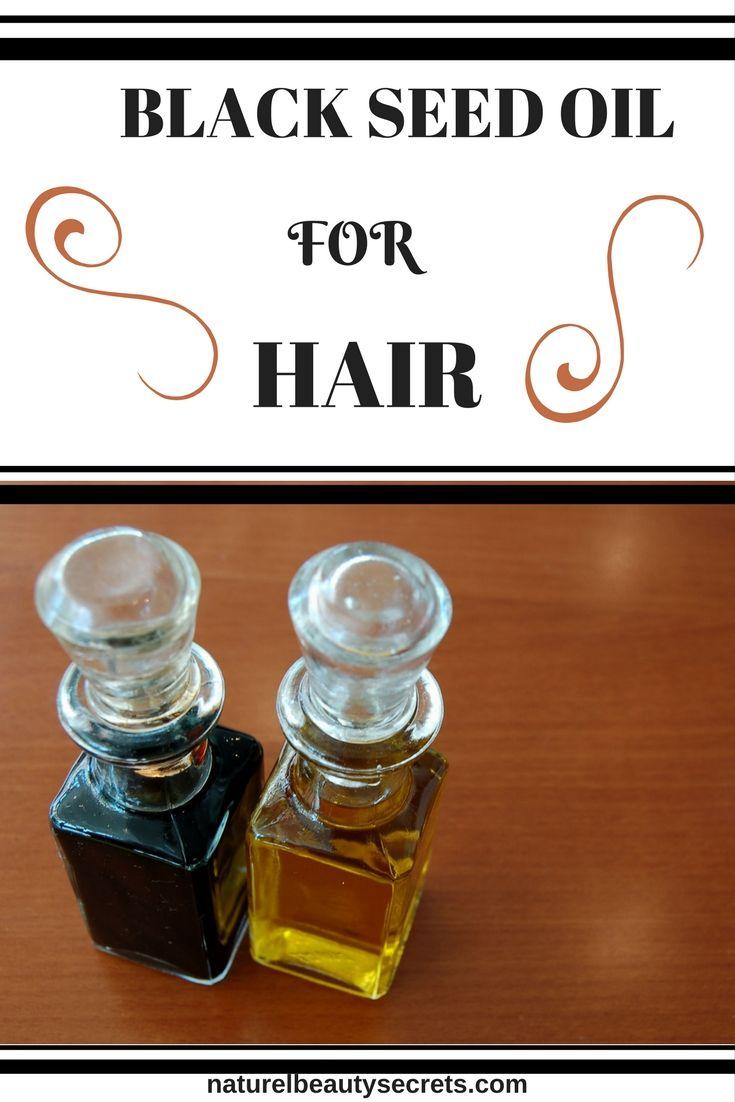 black seed oil for hair | Black seed oil, Black seed oil ...