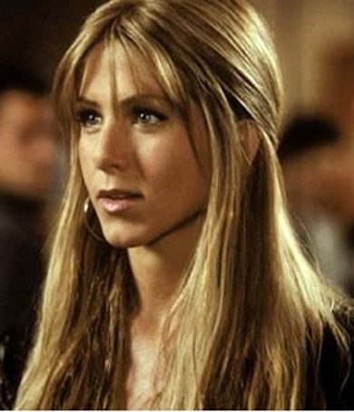 >jennifer aniston with bangs hairstyles