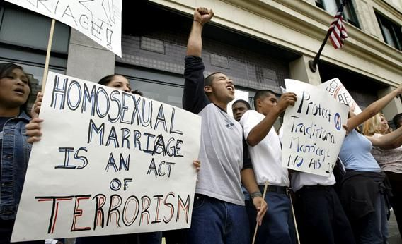 anti same sex marriage articles in time in Phoenix