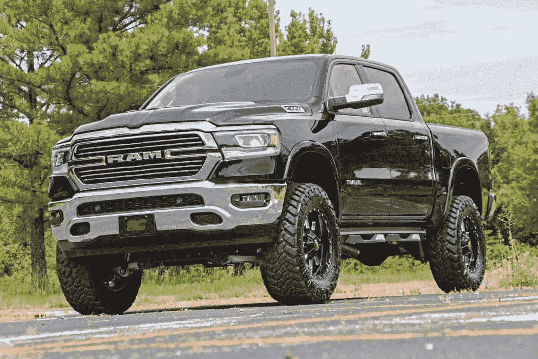 2019 Dodge Ram 6inch Suspension Lift Kit Rough Country 4wd Ram 1500 Lifted Dodge Ram 1500 Ram 1500
