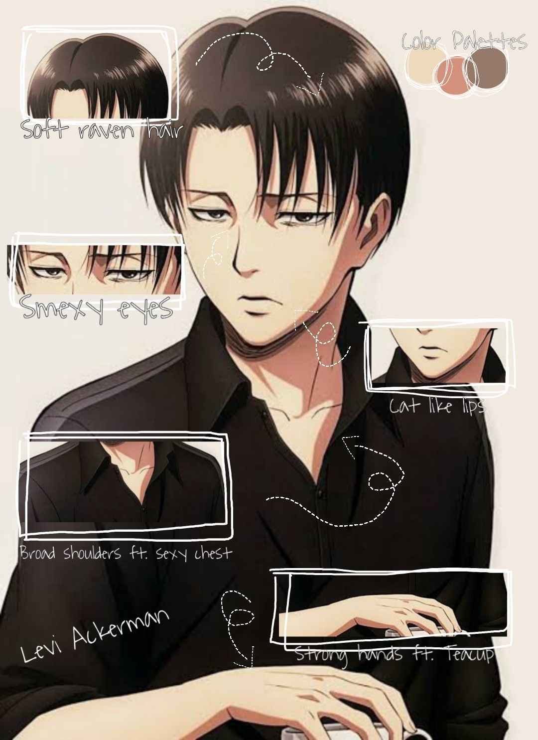 Levi Ackerman Attack On Titan Anime Attack On Titan Levi Attack On Titan Art