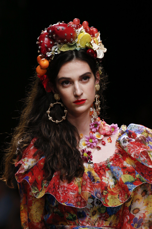 Dolce & Gabbana Spring 2019 ReadytoWear Collection