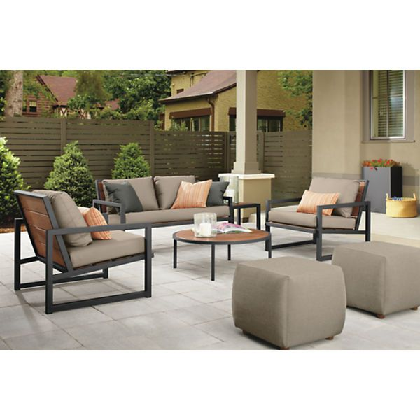 Montego Sofas With Cushions   Sofas U0026 Sectionals   Outdoor   Room U0026 Board