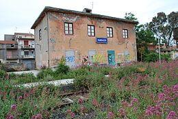 Stazione di Randazzo (FS) Italy