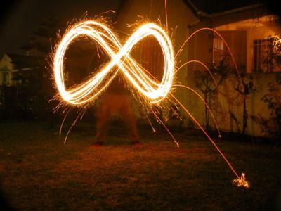 Infinity (: Light Photography.<3<3<3<3