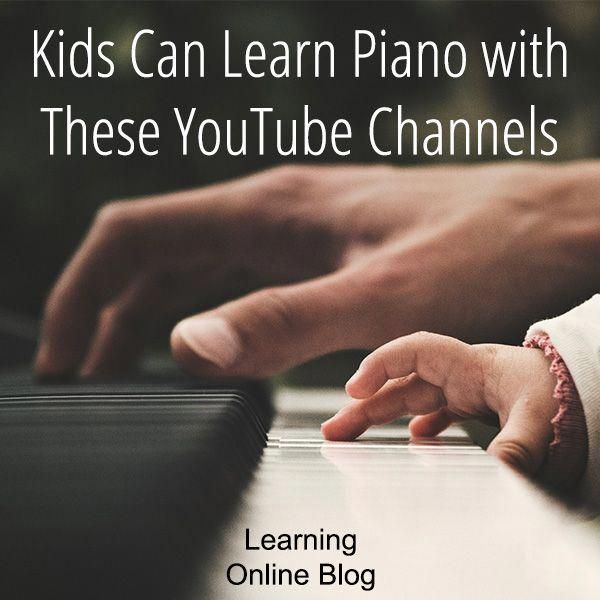 Your kids can learn piano from the videos on these YouTube ...