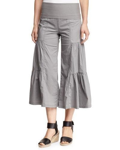Tiered Palazzo Pants | *Clothing > Pants* | Pinterest