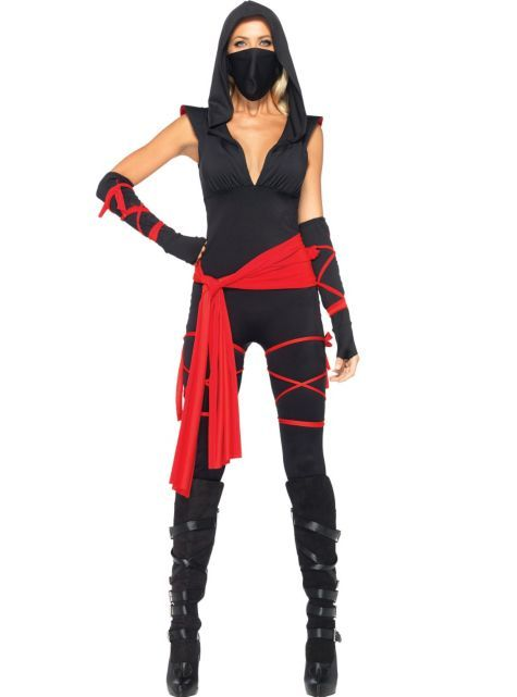 Adult Stealth Ninja Costume - Party City