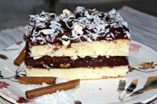 Bocado dulce blanco y negro Receta - Comida Kraft