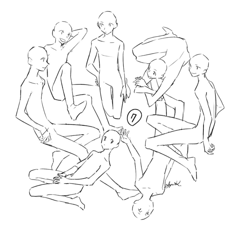 Line Art Group : Group base references in pinterest