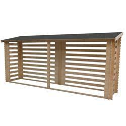 abri b ches en bois 10 st res xl ext rieur pinterest abri bois bois et rangement bois. Black Bedroom Furniture Sets. Home Design Ideas