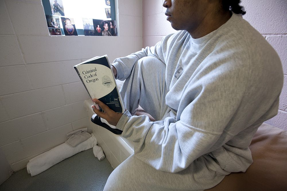 Juvenile in justice documenting the incarceration of