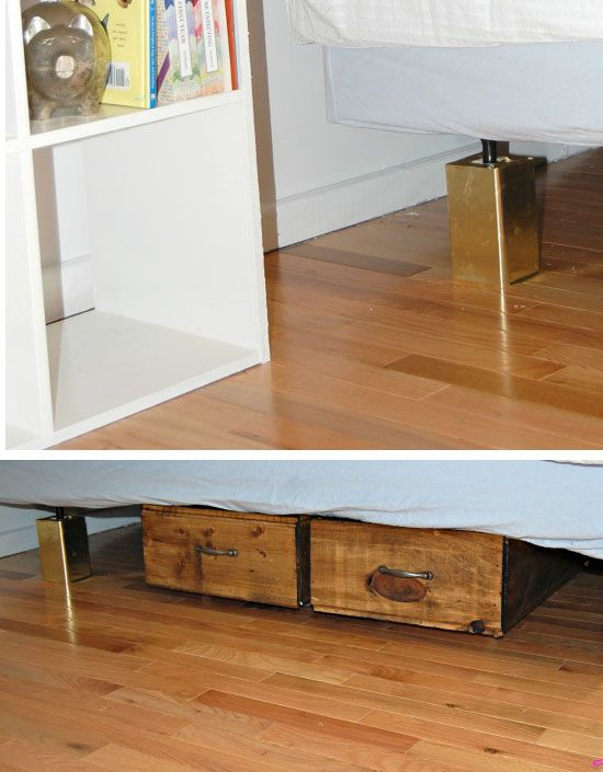 Best Diy Bling Bed Risers Click Pic For 25 Diy Small 400 x 300
