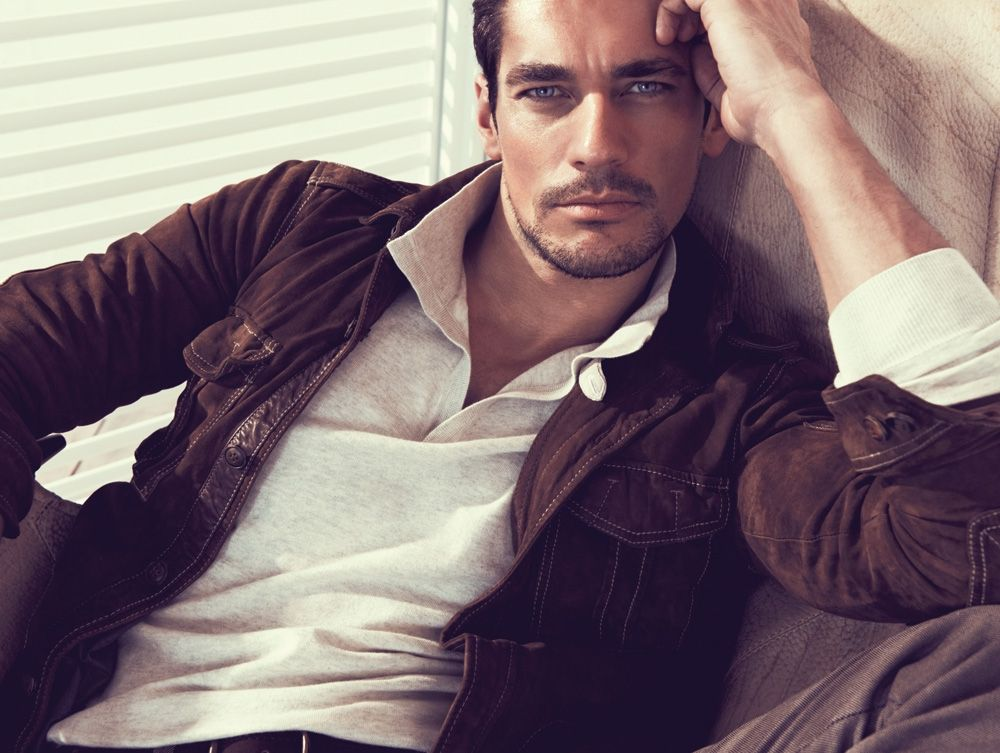 Gorgeous David Gandy Beautiful Men Attractive Men