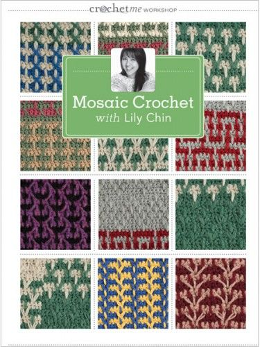 What will You Create with Mosaic Crochet - Crochet Me Blog - Blogs - Crochet Me