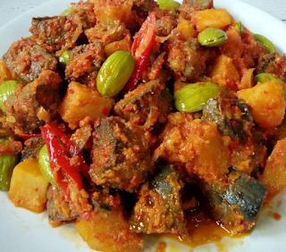 Bumbu Resep Dan Bahan Bahan Yang Dibutuhkan Untuk Membuat Sambal Goreng Ati Kentang Petai Resep Masakan Sehat Resep Masakan Kentang