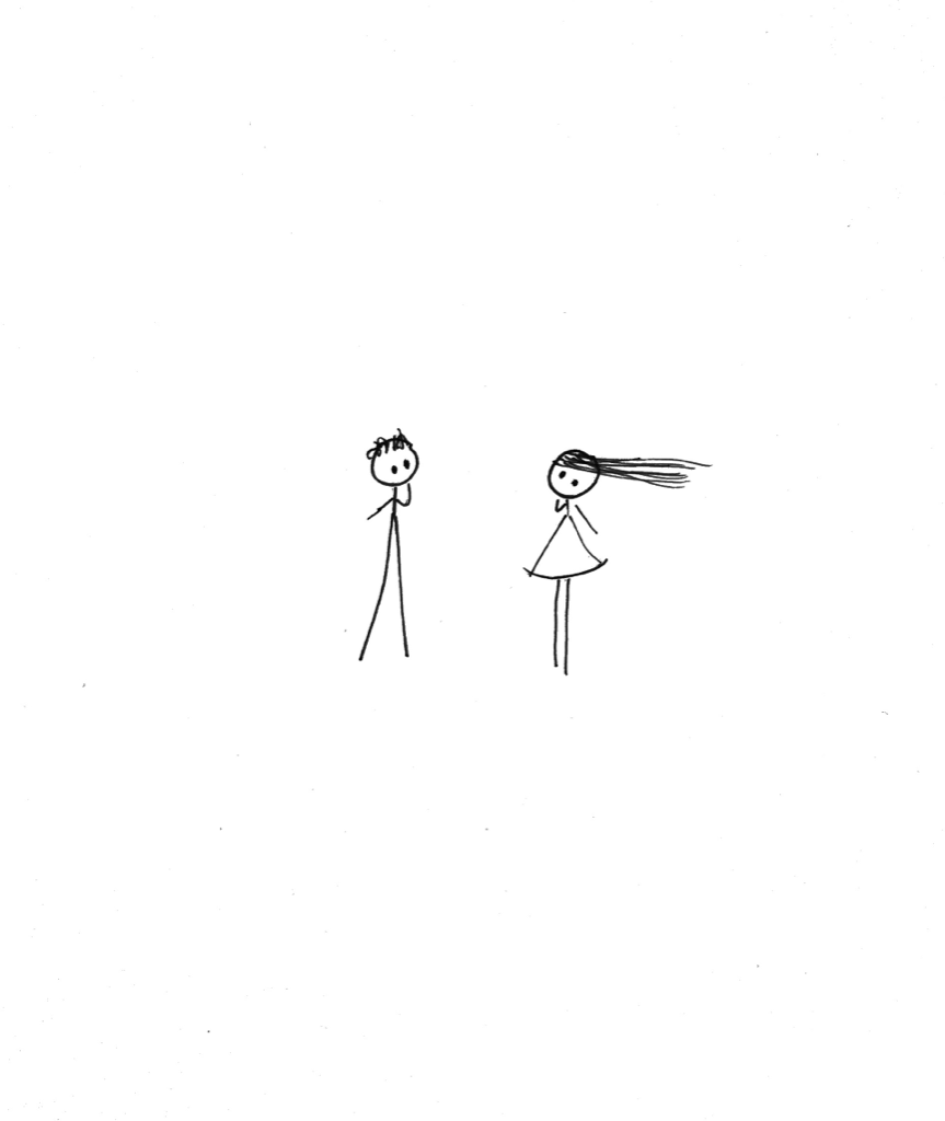 That Moment When Stick Drawings Art Drawings For Kids Simple Line Drawings