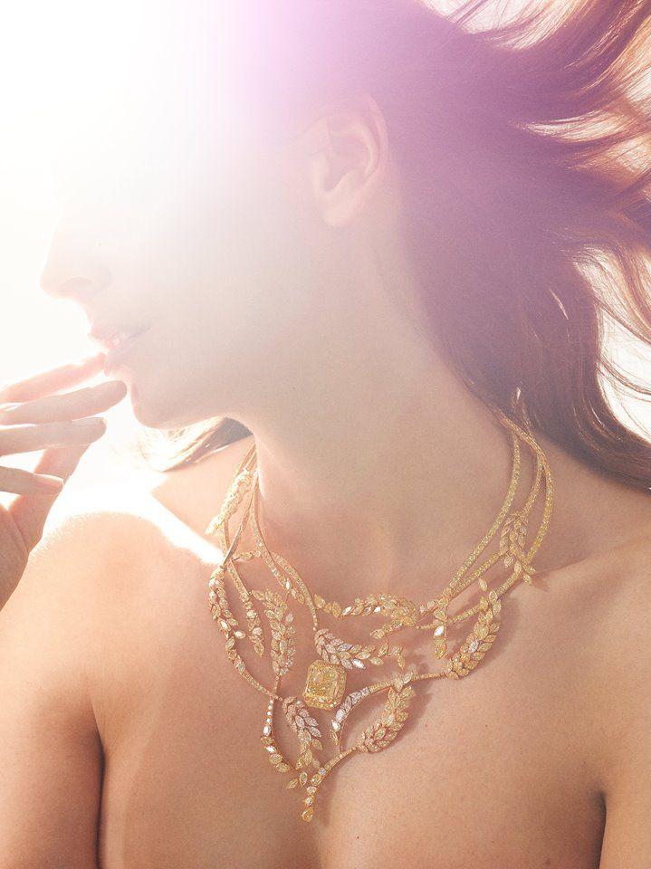 Entdecken Sie die neue Haute Joaillerie Kollektion: Les blés de Chanel von Chanel. Die Kollektion steht ganz im Zeichen des Weizens, der als Symbol des Glückes und Wohlstandes steht.