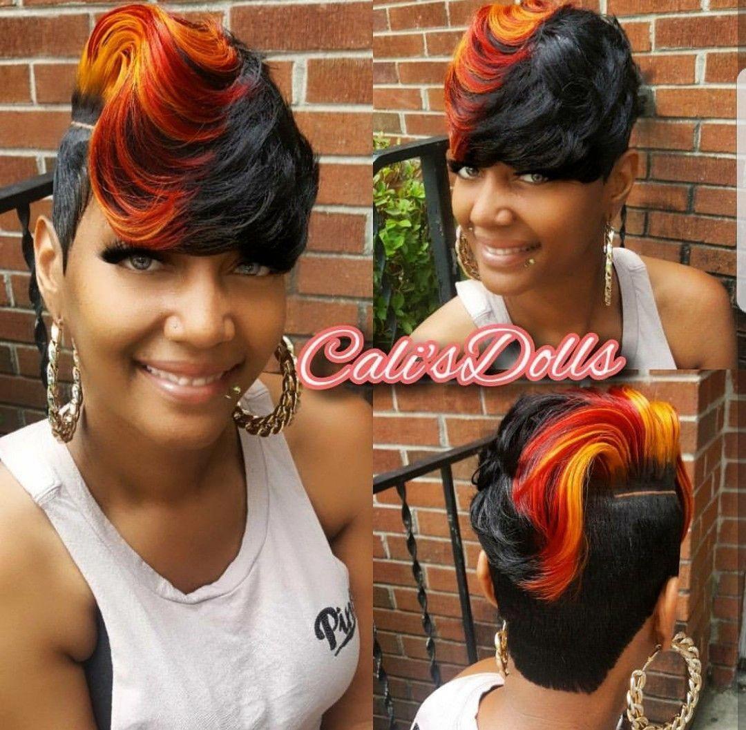 Blackgirlshairstylesbob Short Quick Weave Hairstyles Quick Weave Hairstyles Short Sassy Hair