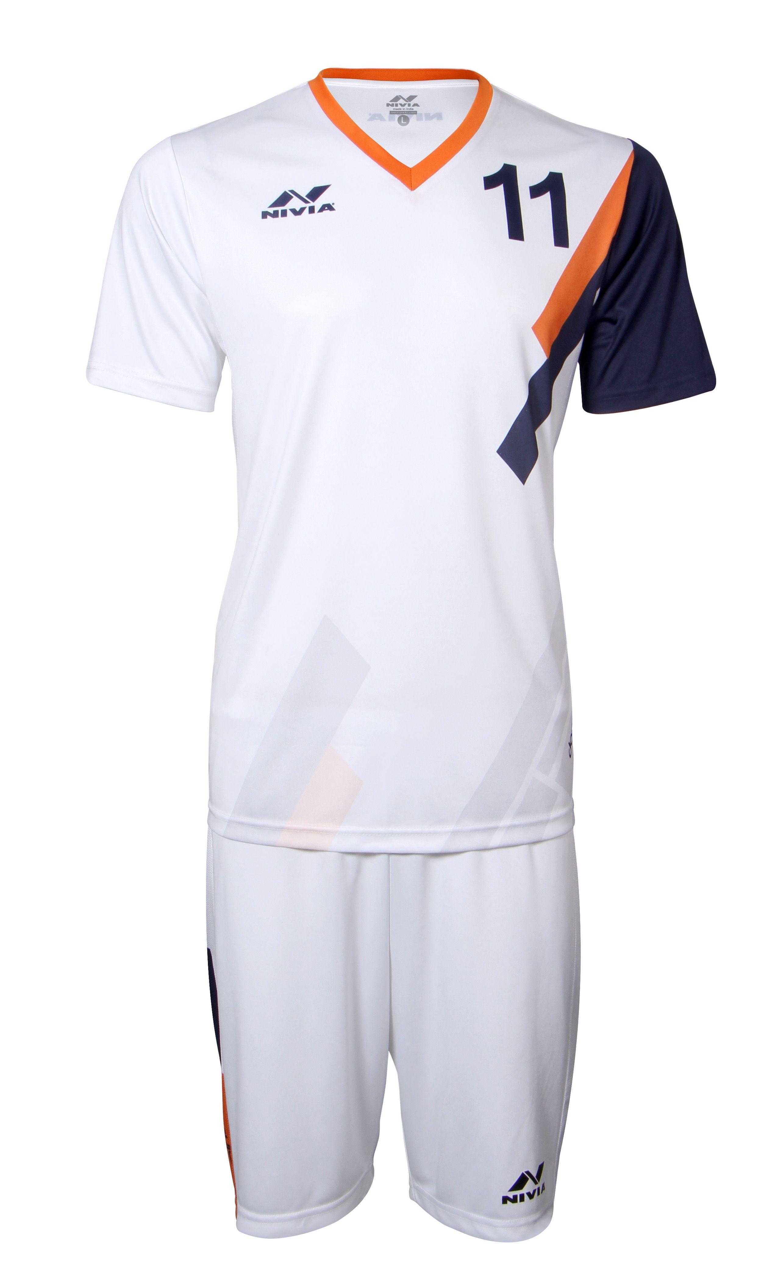 0430c1babd5 NIVIA Dominator Football Jersey Set